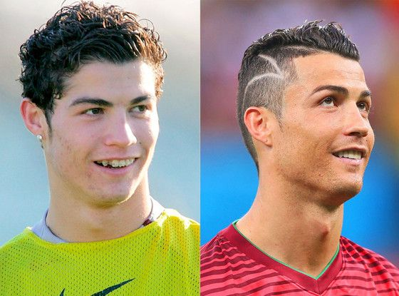 8 best Cristiano Ronaldo Before After images on Pinterest ...