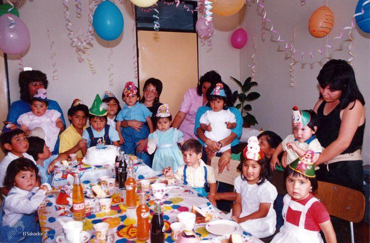 Resultado de imagen para cumpleaños ochenteros