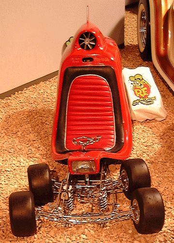 Ed Roth Creation From Mind Of A Hot Rod Legend