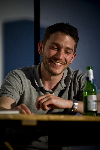 Jon Richardson. I am officially obsessed with this man's adorableness.
