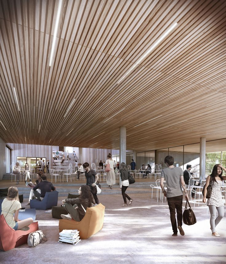 Gallery of Friis & Moltke and WE Architects Win Competition for University Campus in Denmark - 4