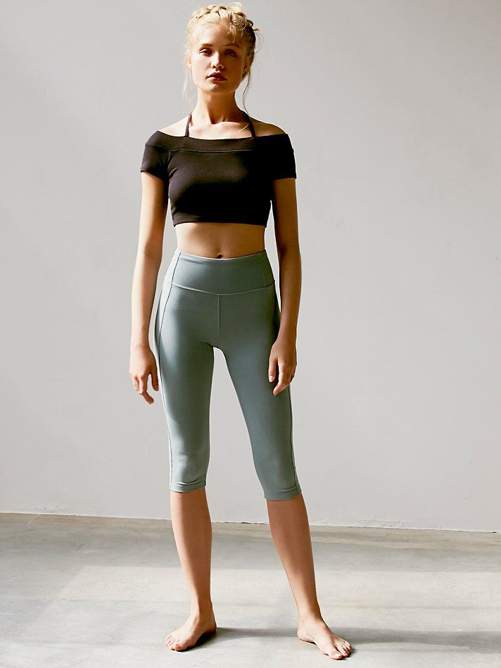 FP Movement High Waisted Legging at Free People Clothing Boutique