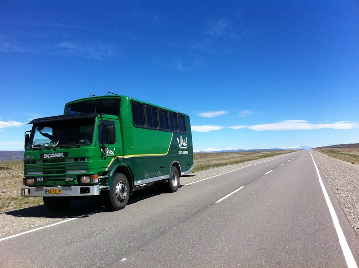 Route 40, Chile http://www.vivaexpeditions.com/
