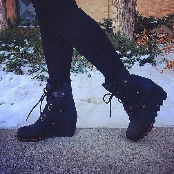 Joan Of Arctic Wedge Boot The O Jays Nordstrom And Love