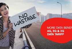 Airtel ~ Get 4GB 4G/3G/2G Data + Unlimited Voice Calls at Rs 345 only (12 Months)