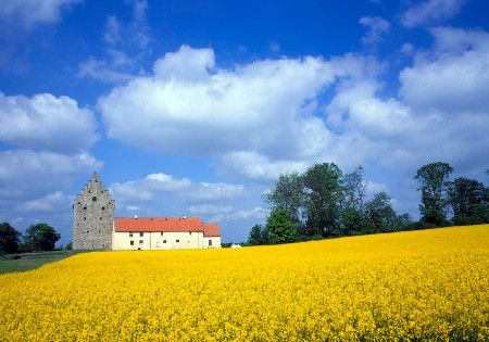 Skåne is pretty as a patchwork quilt: farmlands, forests and lakes littered with castles, manors and museums plus magnificent gardens. A stronghold of the Viking era, you will also find an abundance of medieval churches as well as picture perfect renaissance style villages.