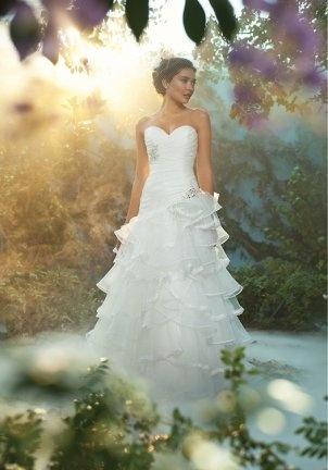 19 best Wedding Dresses!!! images on Pinterest | Homecoming dresses ...