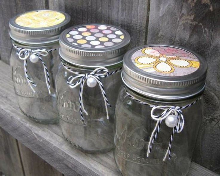 17 best images about decorate canning jars on pinterest