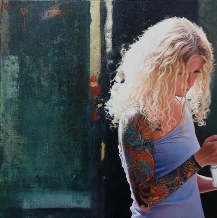 Painting © by Philip Munoz