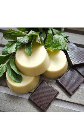 Kakao a máta - masážní kostka Ponio. Využijte naší dopravy zdarma při nákupu  nad 890 Kč nebo výdejního místa v Praze zdarma.