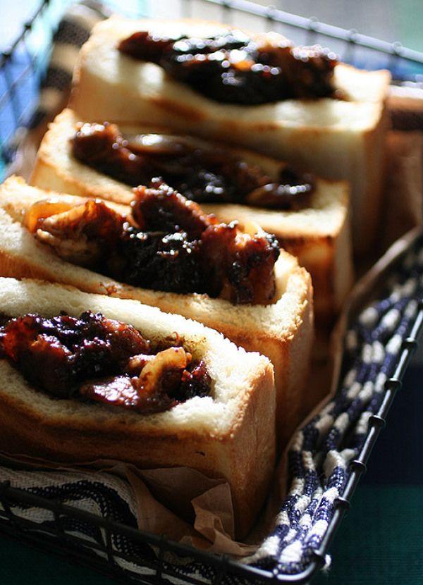 豚生姜焼きのサンドイッチ by HIGUCCINI | レシピサイト「Nadia | ナディア」プロの料理を無料で検索