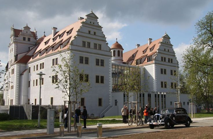 "Osterstein Castle is the former castle of the town of Zwickau, Germany, in Osterstein Castle (German: Schloss Osterstein, translated as ""The Easter stone castle"") is the former castle of the town of Zwickau, Germany, in Sachsen. Now it houses the nursing home. It now houses the nursing home."