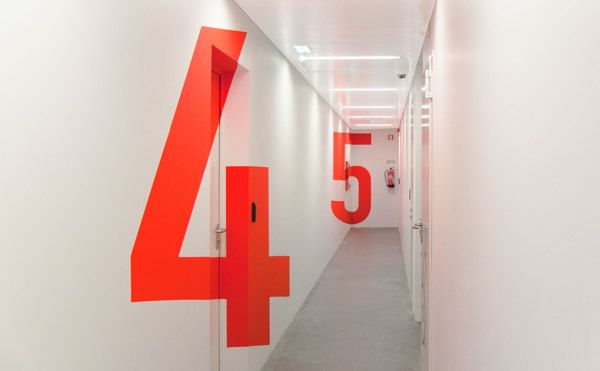 Dispersion | betype: Signage and Wayfinding For Innovation...
