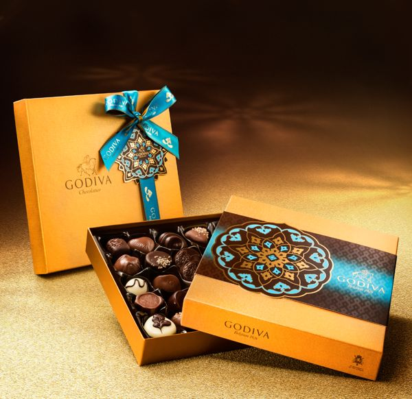 Godiva 2013 Packaging Design by Lunapark