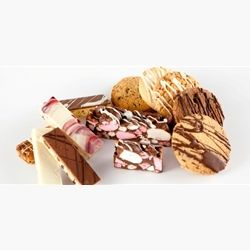 Springhill Farm have a delicious range of fingers, bites, rocky road, biscuits and a range of gluten free products..