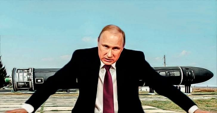 """Putin Warns """"US Has Pushed Russia Back Into Nuclear Arms Race"""""""