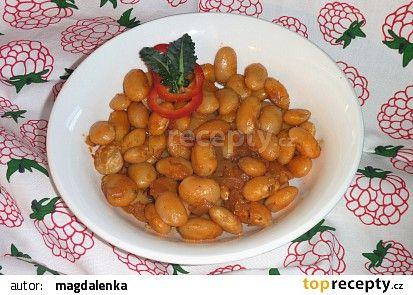 Gravče na tavče (balkánske zapečené fazole) recept - TopRecepty.cz