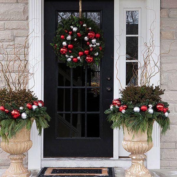 Pinterest Christmas Porch Decorations: 1000+ Images About Christmas Porch Ideas On Pinterest