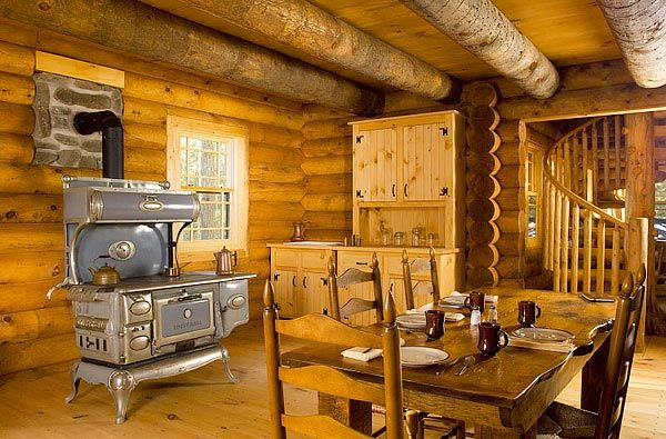 Rustic Cabin Plans | Tiny House Blog , Archive Rustic Retreat: Log Cabin in the Woods