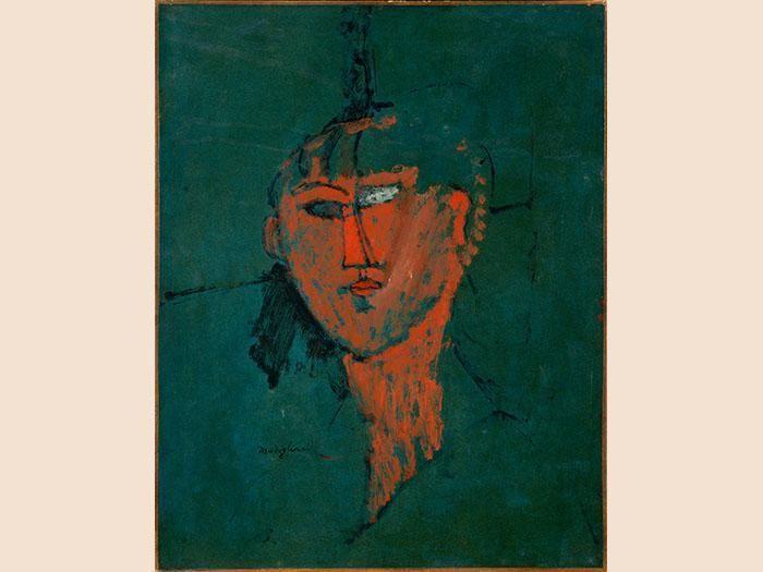 Pisa hosts exhibit of gifted, transgressive Modigliani
