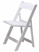 Brand New for 2013 Yahire now stock white resin folding chair hire, perfect for spring gatherings and suitable as a cheap wedding furniture hire alternative. These chairs are the ultimate outdoor furniture hire accessory and go hand in hand with cafe table hire, another products new for 2013. http://www.yahire.com/index.php/blog/entry/resin-folding-chairs.html