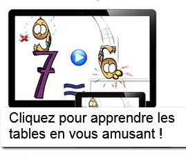 1000 id es sur le th me tables de multiplication sur - Methode pour apprendre les tables de multiplication ...