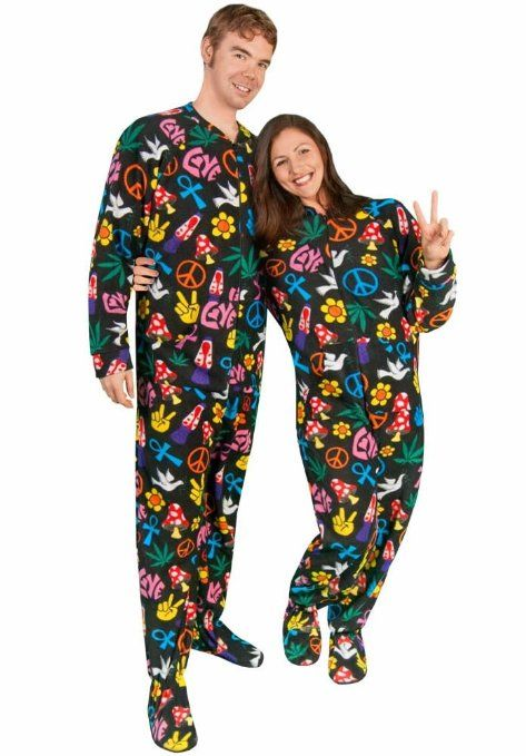 Couples #Pajamas: Peace Sign | Pajama Day | Pinterest ...