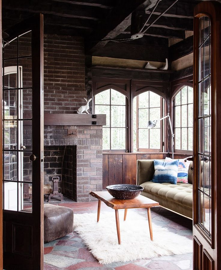 17 best images about brick on pinterest exposed brick for Sunroom interior walls