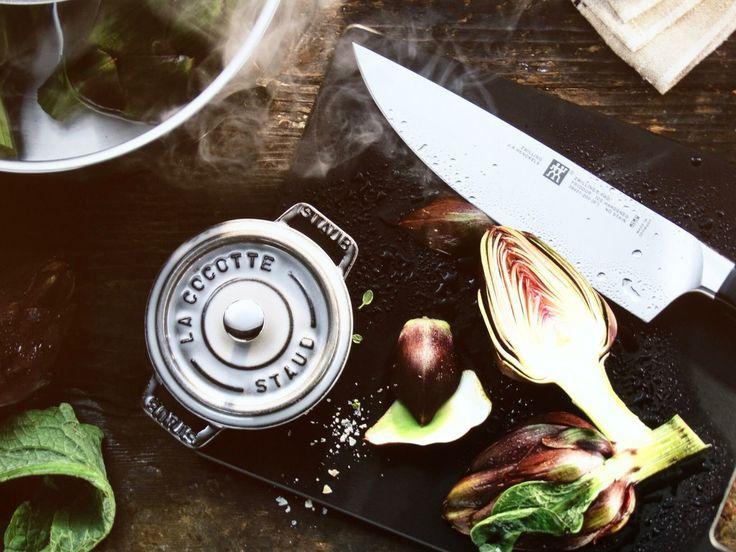 ZWILLING nos trae la mejor cuchillería y menaje de cocina al centro de Madrid