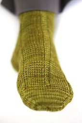 The Family Socks pattern is extremely versatile! It comes sized for children, women and men. Instructions are included for both top down and toe up knitting - whichever you prefer!