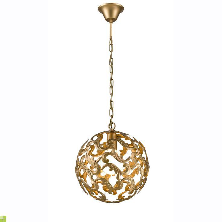 Светильник (Люстра) Favourite Dorata 1469-1P - Люстры, припотолочные светильники - Потолочные светильники