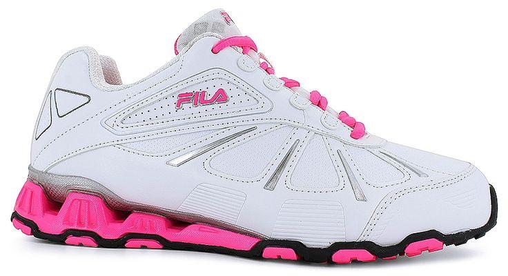 Women S Fila 174 Veil Hope Fight Cure Pinterest Shoes