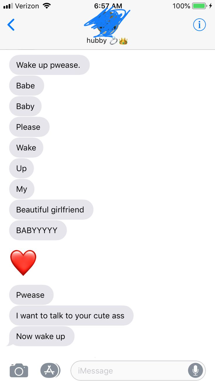 get you a boyfriend who'll spam you while you are asleep. only cause he wants to talk all night.