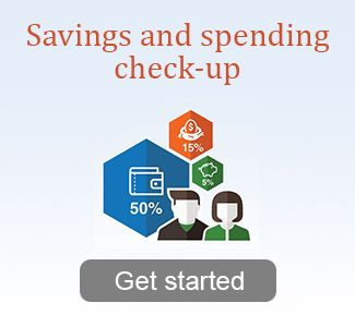 50/15/5: a saving and spending rule of thumb