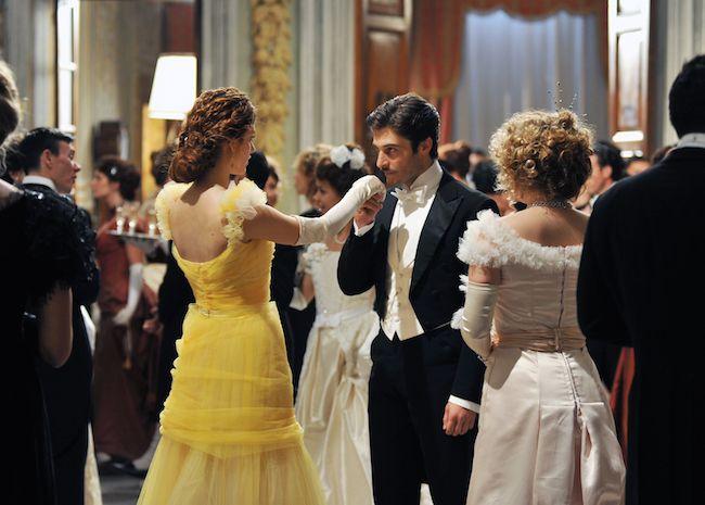 *-* Dáma v závoji (La dama velata) - Herci: Miriam Leone, Lino Guanciale, Andrea Bosca, Lino Guanciale
