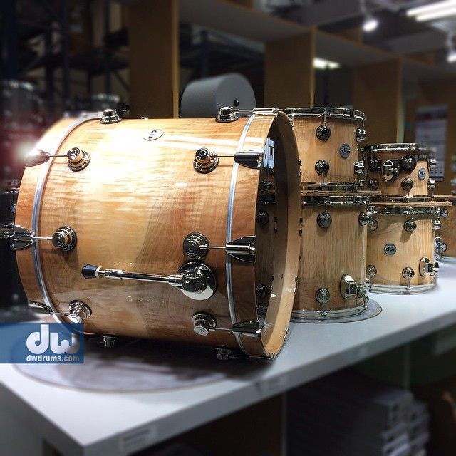 No makeup needed! #dwdrums #thedrummerschoice #natural