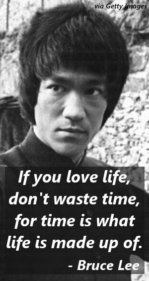 Bruce Lee was the most iconic martial artist of the 20th century. Before dying a… – Bruce