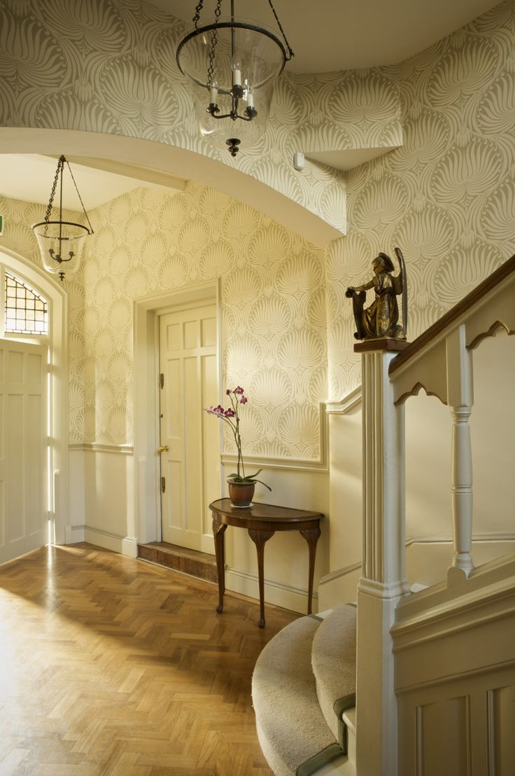 Foyer Wallpaper Quill : Best images about farrow ball wallpapers on pinterest