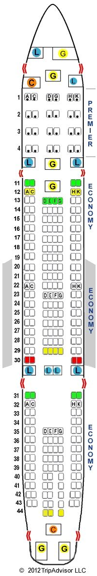 Aer Lingus Airbus A330-200 (332) Seat Map from seatguru.com...ck it out when you have our tickets