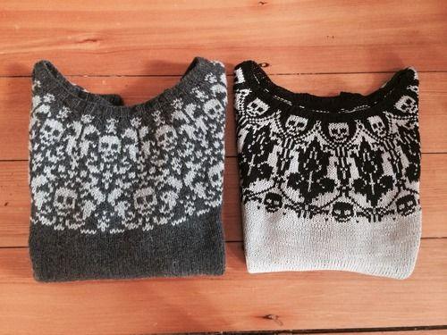 Knitting Pattern Pirate Jumper : 1000+ images about Skull Patterns for Knitting on Pinterest Pirates, Pirate...