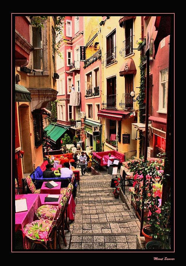 Fransız Sokağı - İstanbul