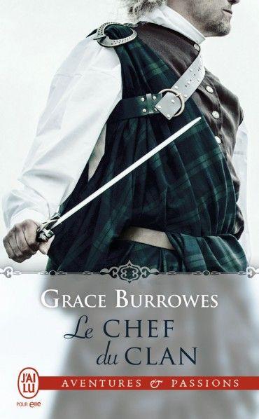 Le chef du clan  Grace Burrowes