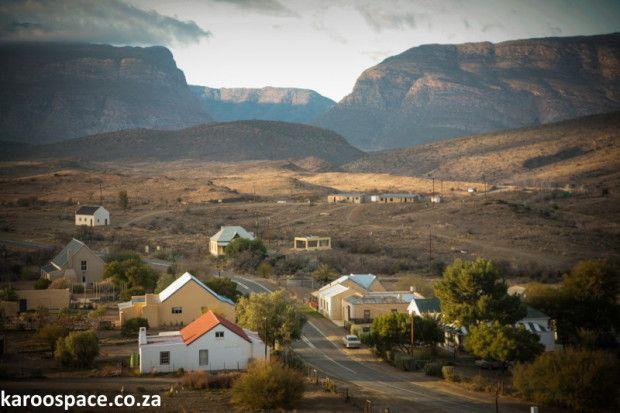 Klaarstroom, in the Karroo, South Africa
