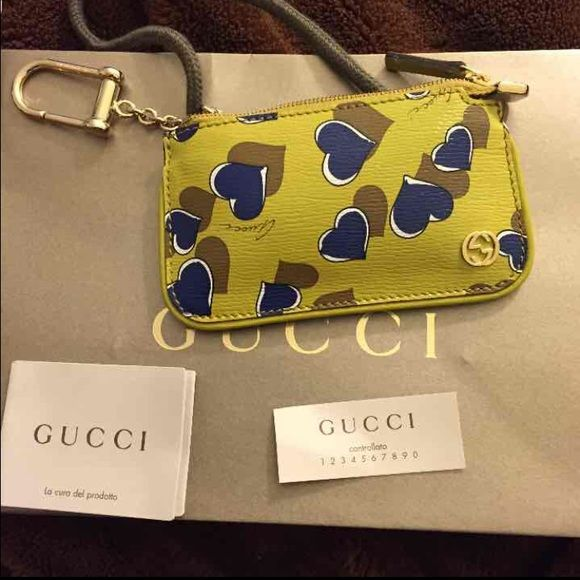 gucci key pouch. limited edition gucci key coin pouch brand new, and 100% authentic