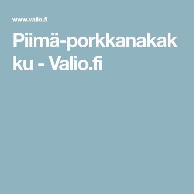 Piimä-porkkanakakku - Valio.fi