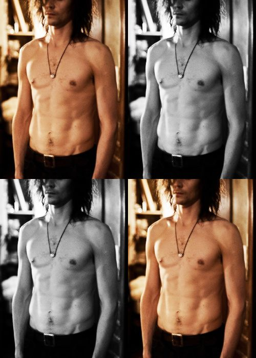 There can't ever be enough #shirtless Tom Hiddleston ever. #OLLA