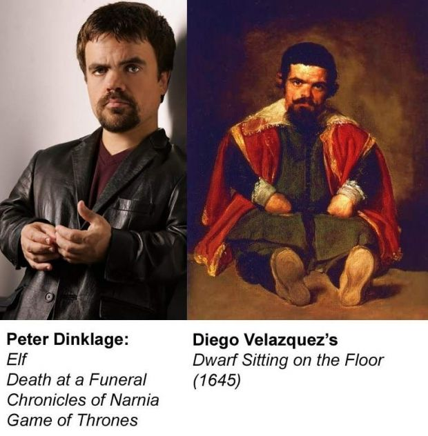 Time Traveling Celebrities - Peter Dinklage