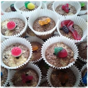 Domestic Godless/ Real Mums Cupcakes