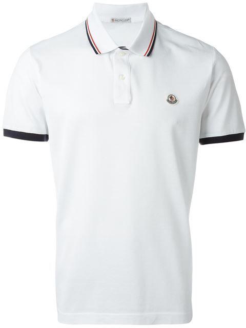 Logo Polo Shirt - $150