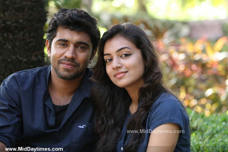 Nazriya Nazim and Nivin Pauly in Neram Movie